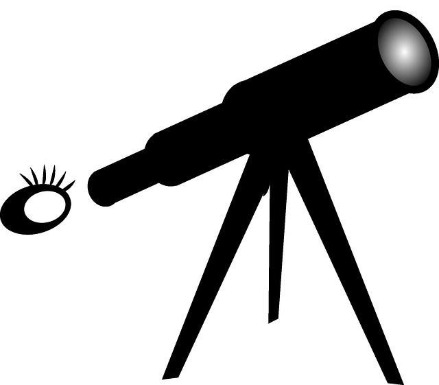 oko a dalekohled