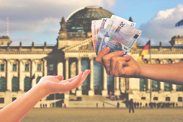 platba v eurech
