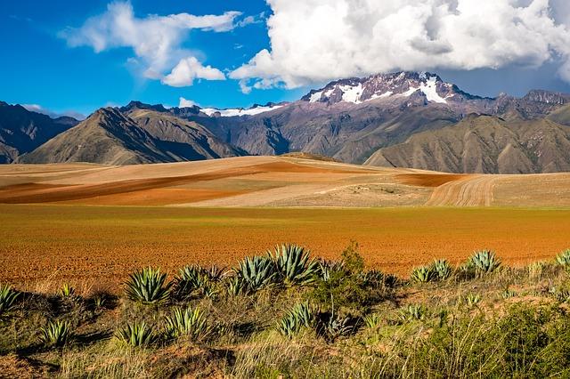 Hory, Bolívie, krajina