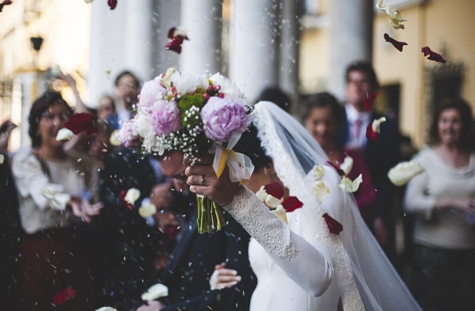 nevěsta svatba